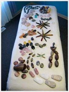 Stone Massage healing Stones