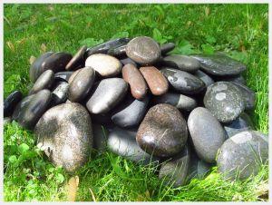 Stone Medicine Stones