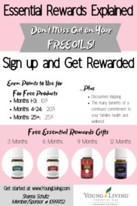 Young Living Business Essential Rewards