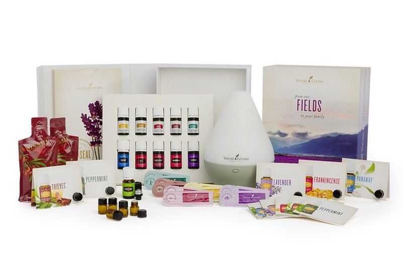 Your premium starter kit is the first step to building your Young Living Business