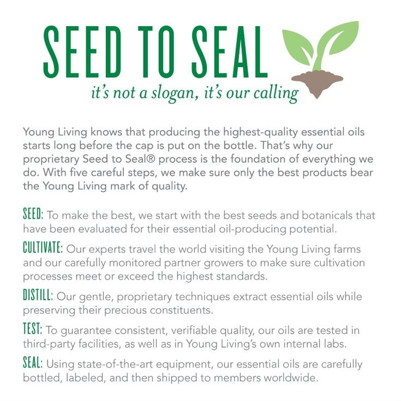 Seed To Seal - Young Living Premium Starter Kit guarantee